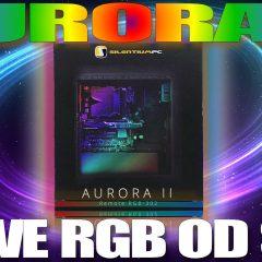 Aurora Ii Od Silentiumpc Czyli Nowe Oświetlenie Rgb Do