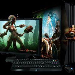 AMD FX-6100 + GTX 660 2GB – w co na tym zagramy? Czyli komputer dla Klaudiusza.