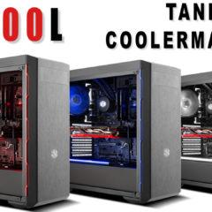 CoolerMaster MasterBox MB600L – budżetowa obudowa Midi Tower