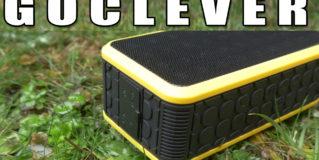 GOCLEVER  Sound Club Rugged Pocket  – wszechstronny głośnik BT odporny na pogodę – test.