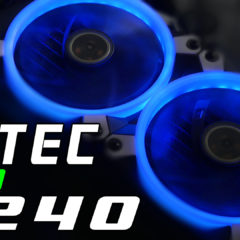 H2O K240 – najnowsze chłodzenie firmy Antec – test