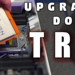 Upgrade komputera do renderowania filmów