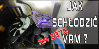 Czy AiO schłodzi sekcje zasilania w Z370 – test praktyczny z A40 Ultimate Cryorig