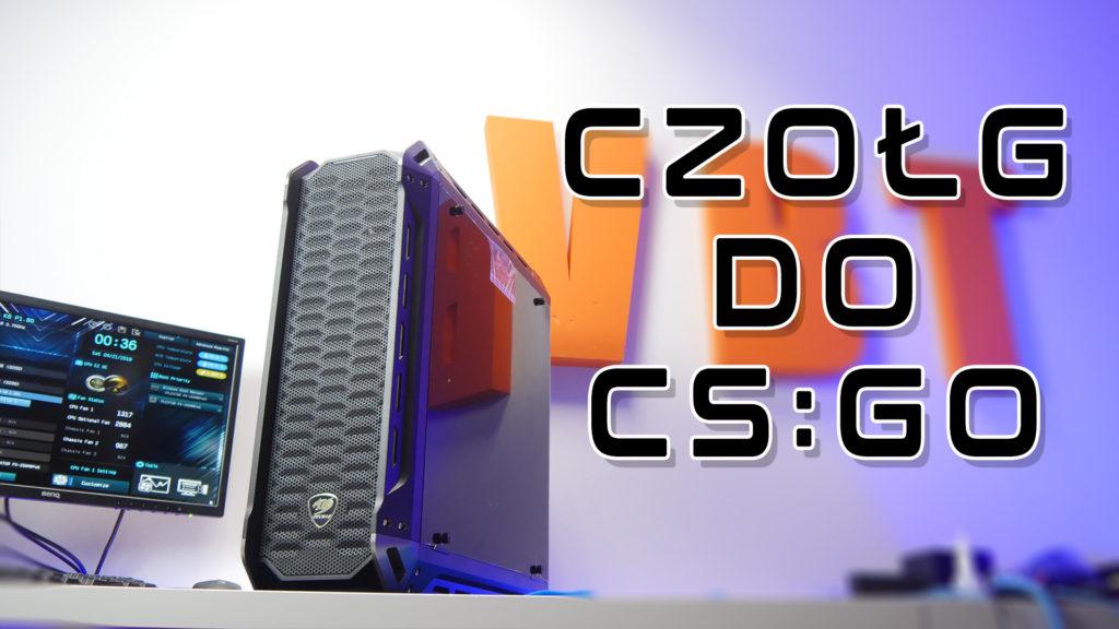 #Cougar #Panzer #komputer #pc #montaż #składanie #budowa #doCSGO #dlaGracza #VBT #VideoBlogTech #VBTPC