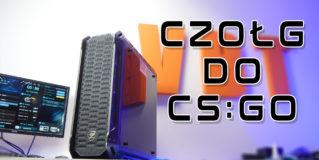 Wymaksowany komputer tylko do CS:GO – budowa, montaż, gameplay – VBT