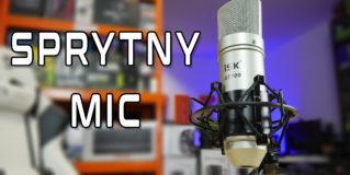 Mikrofon USB ISK AT100 test i recenzja sprytnego urządzenia w rozsądnej cenie