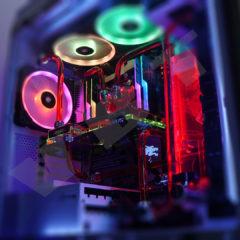 Komputer z autorskim chłodzeniem cieczą w Dark Base PRO 900 – budowa custom loopa
