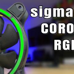 Sigma Pro Corona RGB wentylatory Silentium Pc – jak naprawdę jest z ich wydajnością?