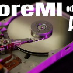 StoreMi – przyspieszanie HDD i SSD wg. AMD – test vs Intel Optane Memory