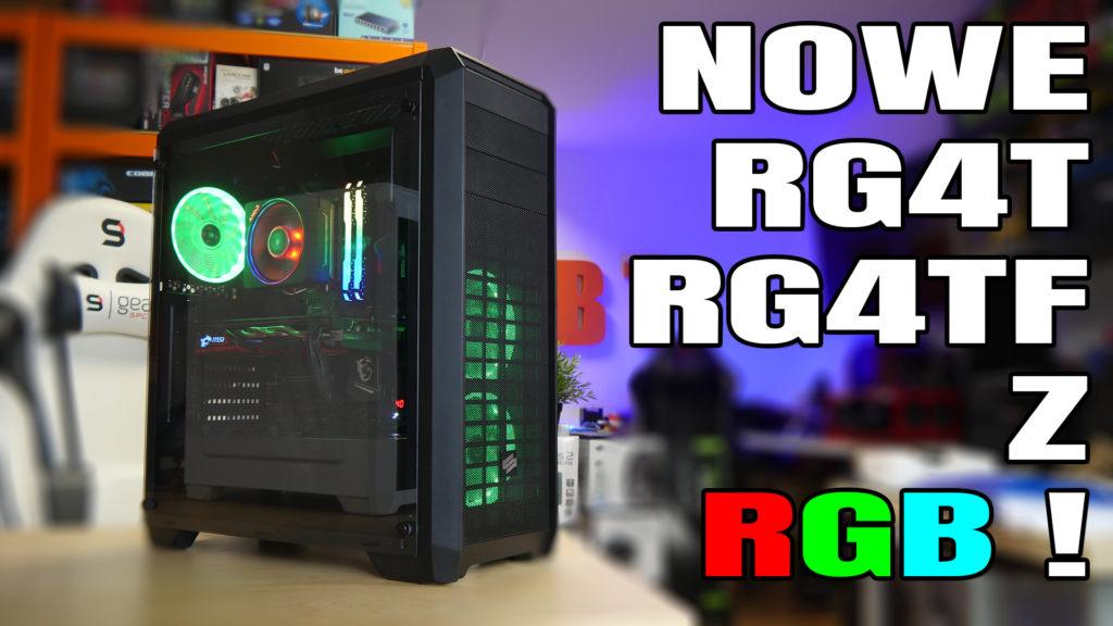 CENY SRP: RG4T RGB - 229,00 zł RG4TF RGB - 239,00 zł Niby nowe a już nie najnowsze a jedynie zmodyfikowane - obudowy serii RG4T od firmy SilentiumPC zyskały wentylatory i kontroler RGB. Ich cena również wzrosła lecz nie jakoś kosmicznie na szczęście. Sprawdźcie, jak spisują się nowe nietypowe ( o tym w filmie ) wentylatory RGB w tej obudowie i jakimi efektami RGB dysponuje całość. #SilentiumPC #RG4TRGB #RG4TFRGB #premiera #prezentacja #test #wydajność #RGB #obudowa #ATX #VBT #VideoBlogTech