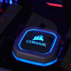 Corsair H100i PRO RGB – test nowego AiO