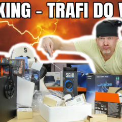 Masywny UNBOXING – trafi do Was