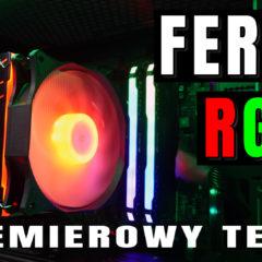 SilentiumPC FERA 3 RGB – premierowy test