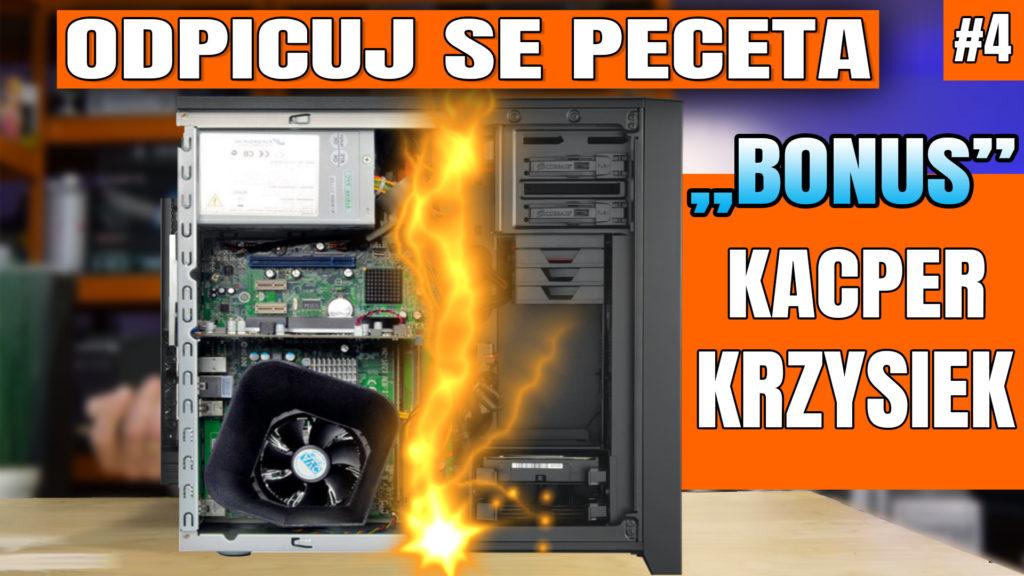 Odpicuj Se PeCeta - poradnik modernizacji komputerów Widzów ponownie będzie ukazywał się cyklicznie!. Zapraszam na trzeci odcinek z poradą dla Krzyśka i Kacpra  - co kupić, co wymienić, jak zmodernizować swój komputer aby osiągnąć najlepsze wyniki w założonym budżecie. Plus dodatkowy bonus o cenach procesorów i dlaczego tak drogo. #osp #odpicujSePeceta #VBT #VideoBlogTech #poradnik #modernizacjaPC #komputer #cenyCPU