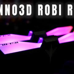 Inno3D iChill DDR4 3600MHz RGB – całkiem szybki i dobry RAM