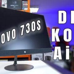 Komputer All in One czyli Lenovo 730s – test