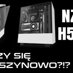 NZXT H500i – inteligentna obudowa? TEST