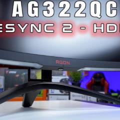 AOC AG322QC4 z technologią FreeSync2 HDR – test monitora