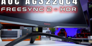 AOC AG322QC4 z technologią FreeSync2 HDR – test monitora