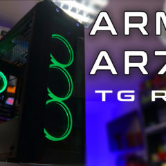 SilentiumPC ARMIS AR7X TG RGB – jeszcze więcej szkła i RGB – Premiera