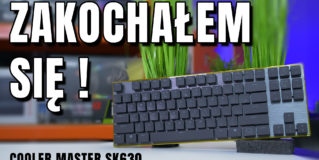 Cooler Master SK630 – slimowy mechanik na MX Cherry RED