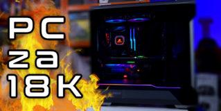 Maksymalnie wydajny komputer do gier za 18K – budowa i prezentacja