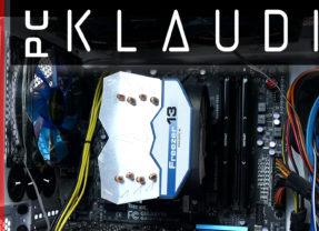 Serwis komputera Klaudii, która wie czego chce.