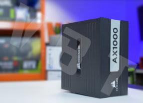 Corsair AX1000 – nowa elektrownia do testbencha – prezentacja