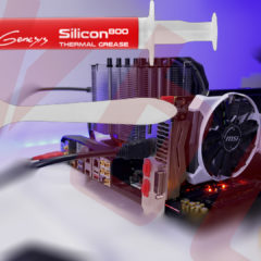 Natec Genesis Silicon 700 i 800 – pasty termoprzewodzące kontra inne popularne.