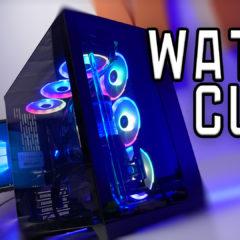 Wodowanie PC w obudowie Lian Li O11
