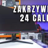 AOC C24G1 – 144Hz | zakrzywiony | gamingowy ale czy warto?