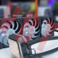 SilentiumPC Navis EVO aRGB 360m i 280mm – test i recenzja