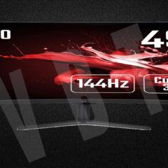 49 calowy monitor w akcji! Acer Nitro 491CR – test i recenzja