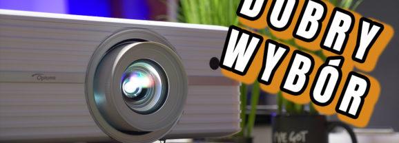 Optoma UHD 300X – niezły projektor w niezłej cenie…jak na projektor.