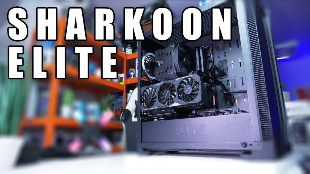 Jedna z najnowszych obudów od firmy Sharkoon - CA200G Elite - czy naprawdę jest elitarna? Czy warto się nią zainteresować? Jak z temperaturami? I co bym w niej zmienił. Zapraszam na test i recenzję skrzynki od Rekinów. #Sharkoon #CA200G #obudowa