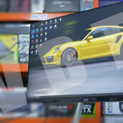 Porsche na biurku czyli AOC Porsche Design Q27T1 – test monitora