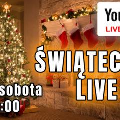 Świąteczny Live – retransmisja.
