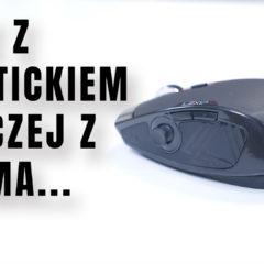 Mysz z joystickiem czy joystick z myszą? Lexip PU94 – myszka 3D