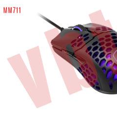 Cooler Master MM711 – test ultralekkiej myszy dla graczy