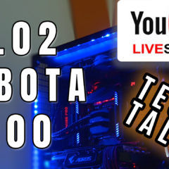 Live! – Tech Talk – 22.02 – Sobota – 21:00