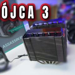 Pogromca Noctuy? DeepCool Assassin III – duże chłodzenie dla cpu – test