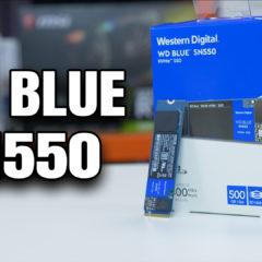 WD Blue SN550 500GB – dysk dla Kowalskiego – test