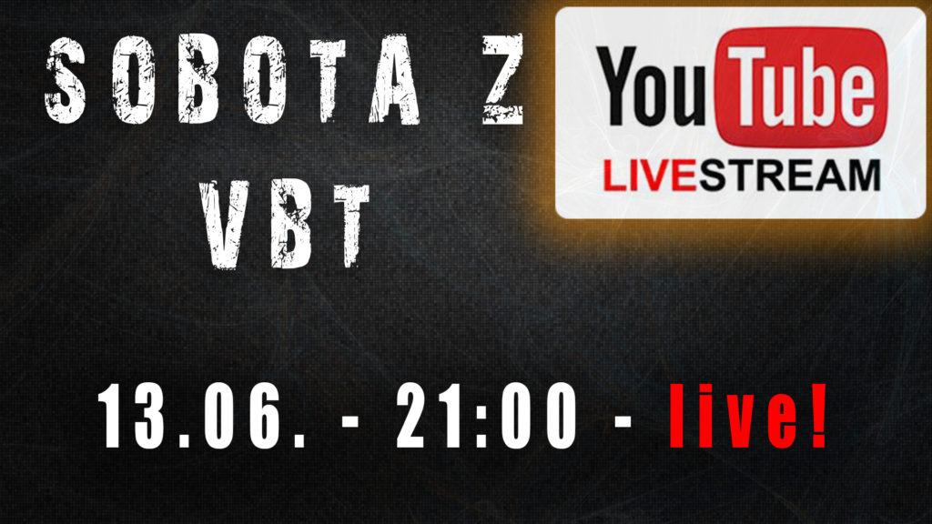 Zapraszam w najbliższą sobotę, o 21:00 na live. Znowu będziecie mogli mnie zapytać o ...prawie wszystko ;) #live #vbt #videoblogtech #techtalk #xkom