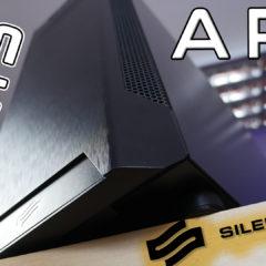 Przedpremiera – ARMIS AR7 SilentiumPC – pokaz i prezentacja – VBT- AR7 TG RGB