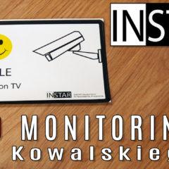 Kamery monitoringu INSTAR IN-8015 i IN-9008 test i recenzja