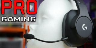 Logitech PRO Gaming – słuchawki typowe do…?