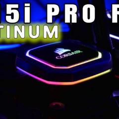Corsair H115i PRO RGB Platinum