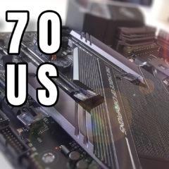 ASUS x570-E  ROG STRIX GAMING – unboxing i szybka prezentacja