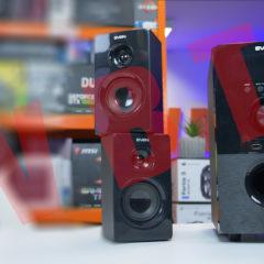 SVEN MS-2050 – zestaw głośnikowy 2+1 – recenzja i test