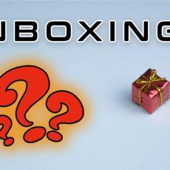 Listopadowy Unboxing